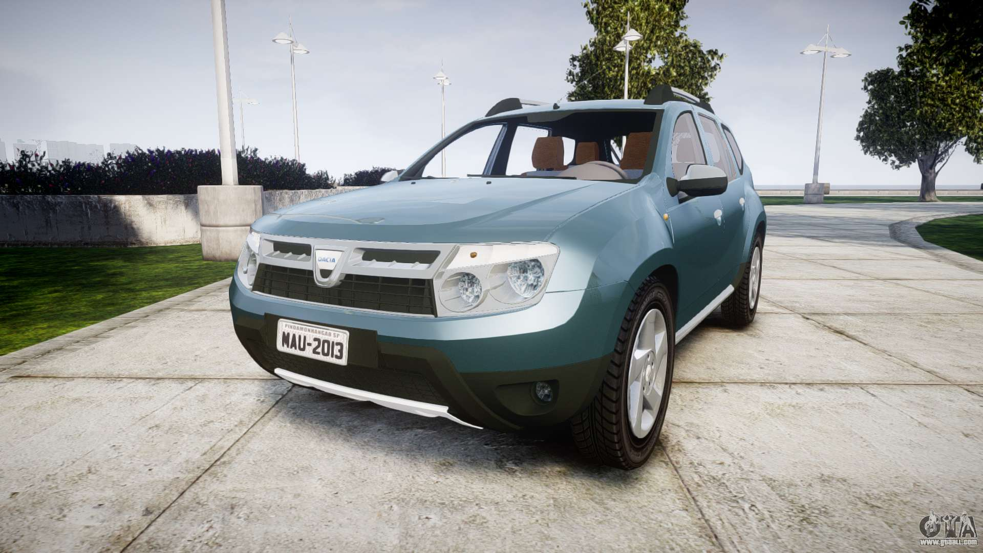 dacia duster 2013 for gta 4. Black Bedroom Furniture Sets. Home Design Ideas