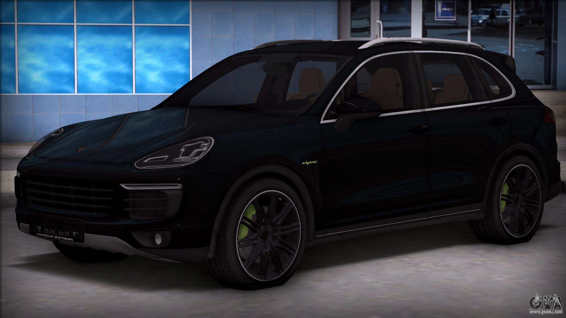 porsche cayenne hybrid 2015 for gta san andreas. Black Bedroom Furniture Sets. Home Design Ideas