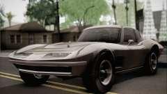 Invetero Coquette Classic v1.1 for GTA San Andreas