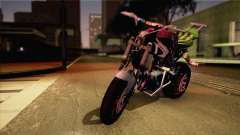 Kawasaki Ninja Zx6R v3 for GTA San Andreas
