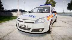 Vauxhall Astra 2010 Metropolitan Police [ELS]