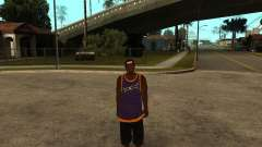 The Ballas Skin Pack for GTA San Andreas