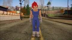 Vegeta Dios Skin for GTA San Andreas