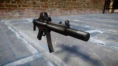 Gun MP5SD EOTHS CS b target