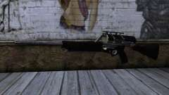 Calico M951S from Warface v2 for GTA San Andreas