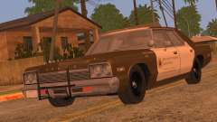 Dodge Monaco RCSD 1974 for GTA San Andreas