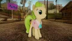 Peachbottom from My Little Pony for GTA San Andreas