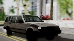 Volvo 940 for GTA San Andreas