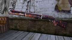 Chromegun v2 Color coloring