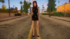 Modern Woman Skin 9 for GTA San Andreas
