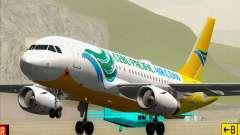 Airbus A319-100 Cebu Pacific Air