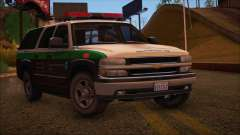 Tierra Robada Armed Forces Border Patrol for GTA San Andreas