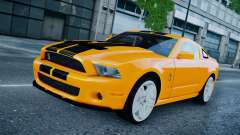 Ford Shelby Mustang GT500 2011 v1.0