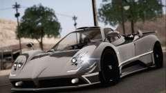 Pagani Zonda 760RS for GTA San Andreas