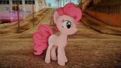 Pinkie Pie from My Little Pony for GTA San Andreas