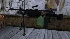 M249 v1 for GTA San Andreas