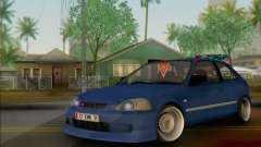 Honda Civic V Type EMR Edition for GTA San Andreas