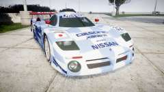 Nissan R390 GT1 1998 for GTA 4