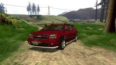 Chevrolet Tahoe Final for GTA San Andreas