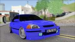 Honda Civic 34 TS 9640 INDIGO for GTA San Andreas
