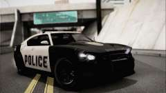 Bravado Buffalo S Police Edition (IVF) for GTA San Andreas