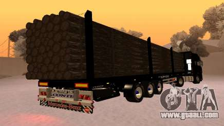 CONTE Timber for GTA San Andreas