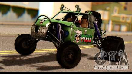 Buggy Fireball from Fireburst PJ for GTA San Andreas