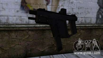 Tec9 from State of Decay for GTA San Andreas