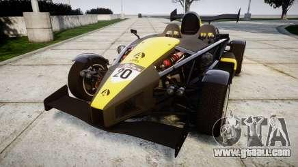 Ariel Atom V8 2010 [RIV] v1.1 Hauminator for GTA 4