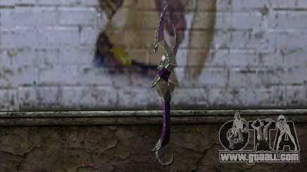 Blade (World Of Warcraft) for GTA San Andreas