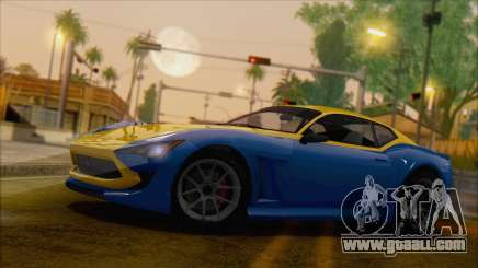 GTA 5 Lampadati Furore GT (IVF) for GTA San Andreas