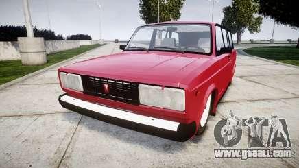 VAZ-2104 for GTA 4