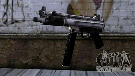 Tec9 from Call of Duty: Black Ops for GTA San Andreas