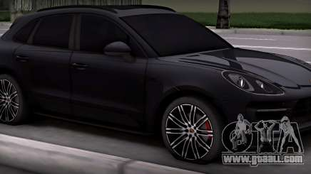 Porsche Macan Turbo for GTA San Andreas