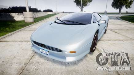 Jaguar XJ220 1992 [EPM] for GTA 4