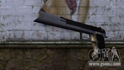 Grammaton Cleric Beretta v3 for GTA San Andreas