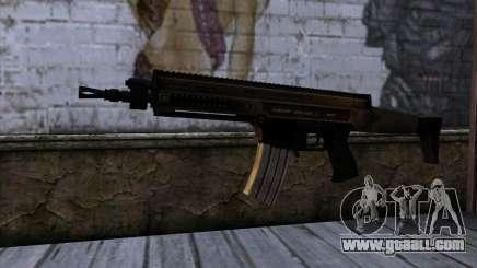 CZ805 из Battlefield 4 for GTA San Andreas
