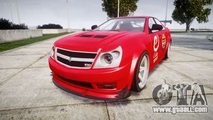Albany Presidente Racer [retexture] eCola for GTA 4