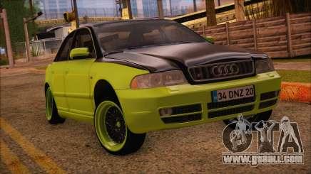 Audi S4 Fatlace for GTA San Andreas