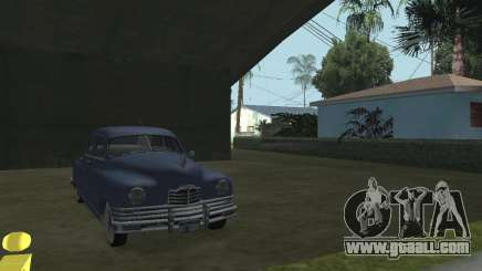 Packard Touring  Sedan for GTA San Andreas