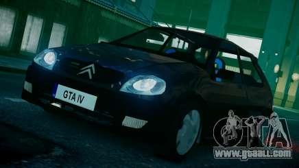 Citroen Saxo for GTA 4