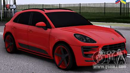 Porsche Macan Vossen for GTA San Andreas