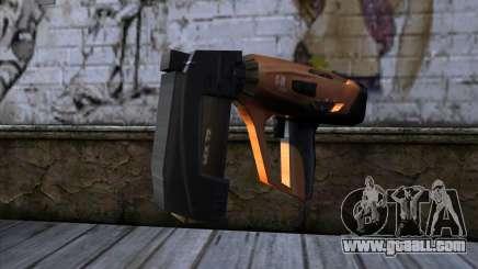 Nailgun from Manhunt for GTA San Andreas