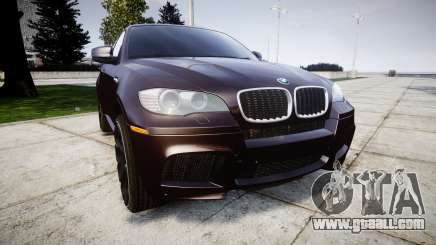 BMW X6M rims2 for GTA 4