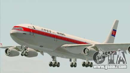 Airbus A340-300 Air Koryo for GTA San Andreas