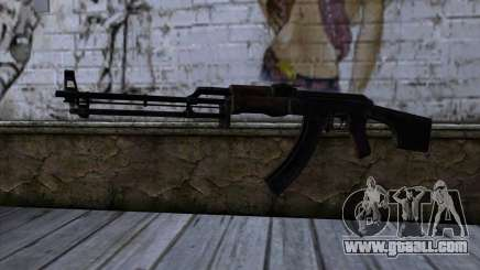 AK47 from State of Decay for GTA San Andreas