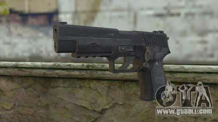 P226 from COD: Ghosts for GTA San Andreas