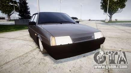 VAZ-2109 Nine for GTA 4