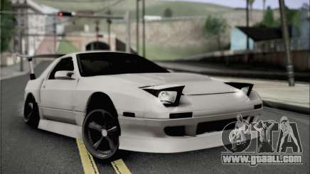 Mazda FC3S for GTA San Andreas