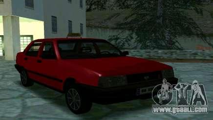 Tofas Sahin Taxi for GTA San Andreas